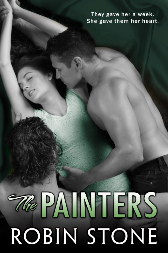 Book Cover: The Painters