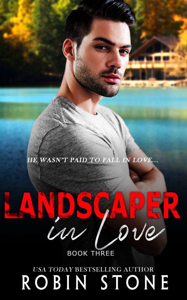 Book Cover: Landscaper in Love