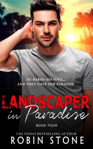Book Cover: Landscaper in Paradise