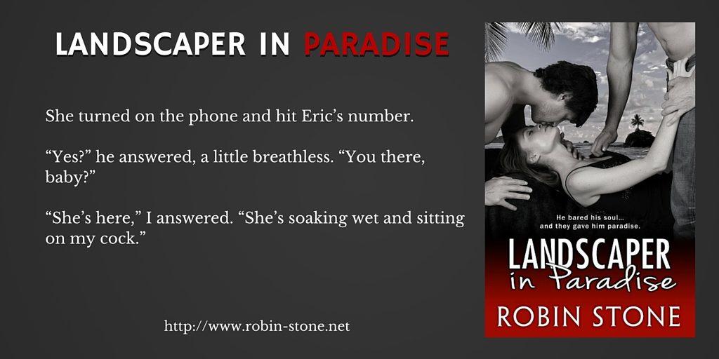 Landscaper in Paradise Teaser 1