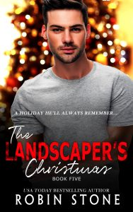 Book Cover: The Landscaper's Christmas - Now Available