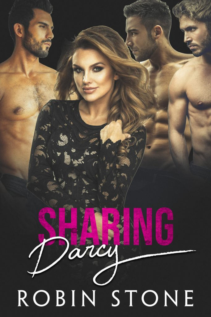Book Cover: Sharing Darcy