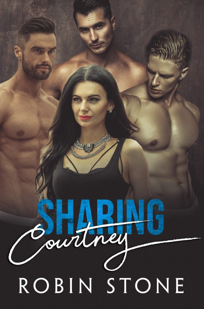 Book Cover: Sharing Courtney