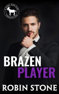 Book Cover: Brazen Player