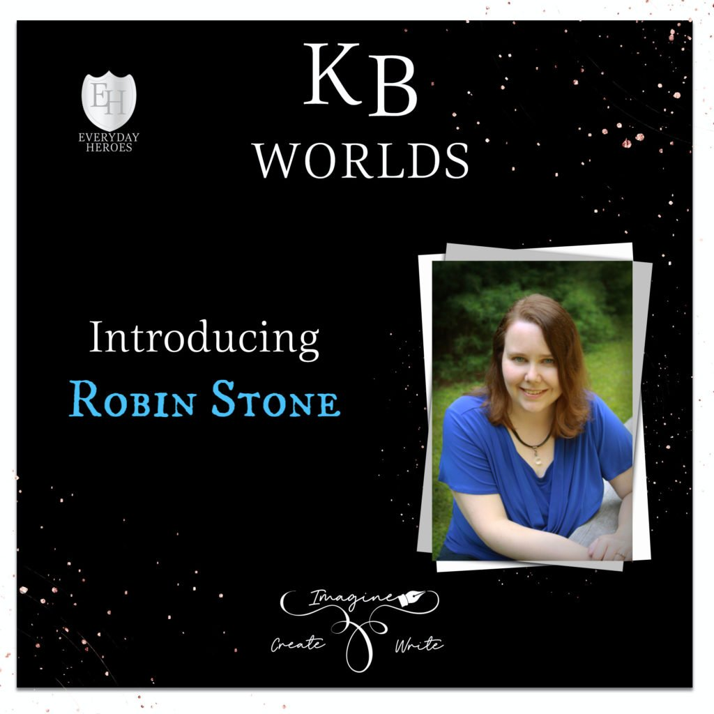 Introducing Robin Stone, big news