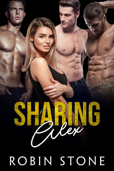 Book Cover: Sharing Alex